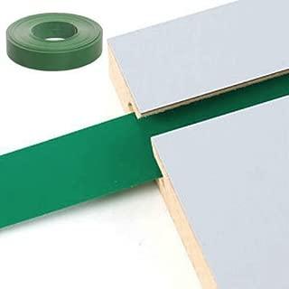 GREEN VINYL INSERT FOR SLATWALL
