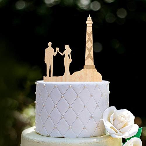 Leuchtturm Kuchen TopperLighthouse Nautisches Thema Hochzeit Kuchen Topperlight Haus Kuchen Toppermr MRS Leuchtturm Hochzeit Kuchen Topperperpermr 0303