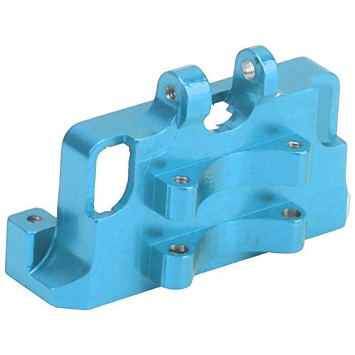 01 Soporte de Montaje de servo de aleación de Aluminio, pequeño y Ligero Soporte de servo de dirección Montaje Duradero Soporte de Montaje de servo A Prueba de Herrumbre para servo de Montaje(Blue)