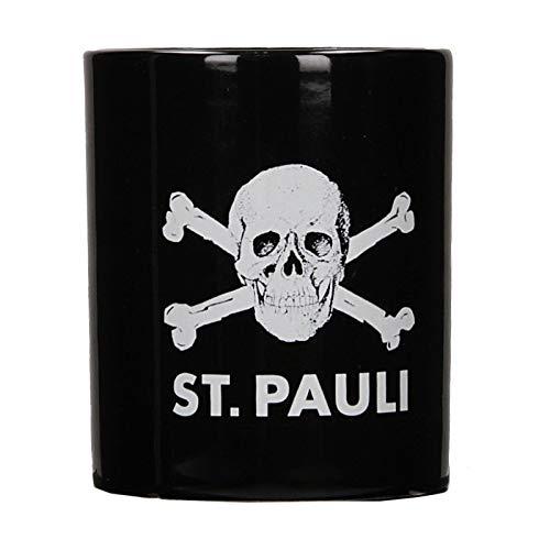 Upsolut St. Pauli Kaffeebecher Totenkopf