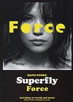 バンドスコア Superfly/Force (バンド・スコア)