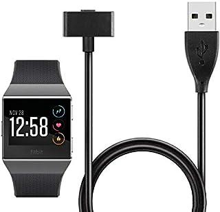 BabbleCom Fitbit ionic 対応 フィットビット イオニック 充電ケーブル 磁力 高耐久 断線防止 USBケーブル 充電器 ケーブル 90cm