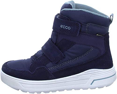 ECCO Jungen Boots Urban Snowboarder blau Gr. 29