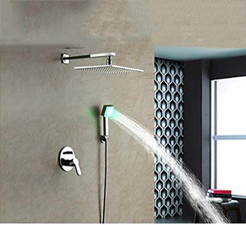 LHW Shower Set chset, Modisch, Langlebig, Energiesparend Wasser, Kalt, Zuhause, Bad, Top Dusche