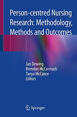 41AUYPPc8KS - Person-centred Nursing Research: Methodology, Methods and Outcomes