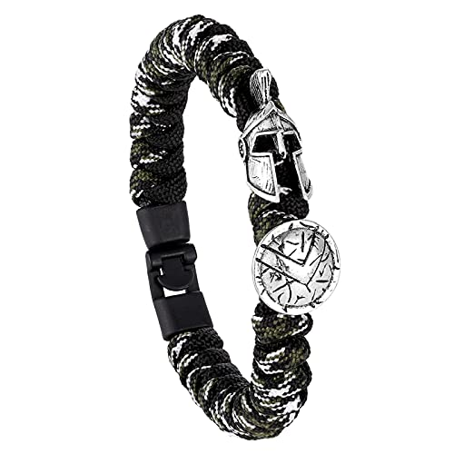 Beliebte Männer Armband Sparta Warrior...