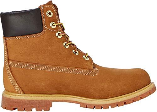 Timberland Timberland Herren 6 Inch Premium Stiefel, Braun (Rust Nubuck), 43.5 EU