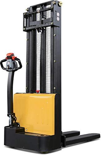 Deichselstapler Elektrostapler 1,2 t Tragkraft, 3,3 m Hubhöhe