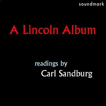 A Lincoln Album: Readings by Carl Sandburg