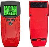 Fringe Trim Stud Finder & Moisture Meter Scanner Wall - Handheld LCD Stud Electronic Sensor Sensor Festers Detector De Pared Centro Hallazgo para Detectar Pernos De Metal De Madera Detección