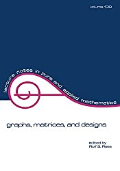 Graphs, Matrices, and Designs