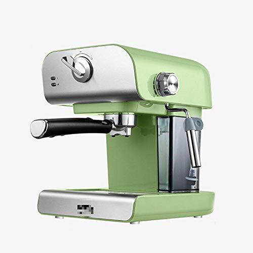 KYEEY Maquina De Cafe Máquina De Café Espresso De 850 W, 20 Barras, Cafetera Semiautomática, Vapor, Leche, Espumador Adecuado para Cocina Casera
