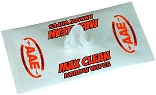 AAE Max Clean Arrow Wipes 10 pk. MACW