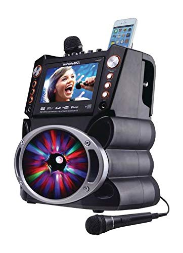 Karaoke USA DJ Karaoke Machine (GF846)