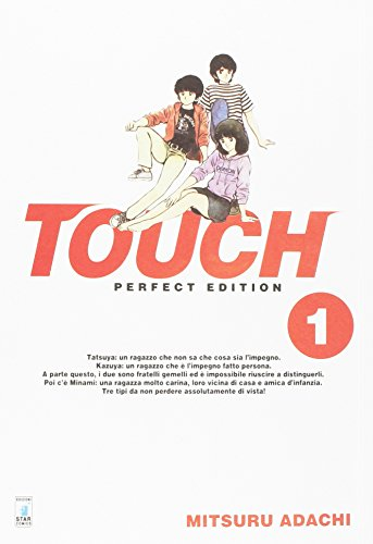 Touch. Perfect edition (Vol. 1)