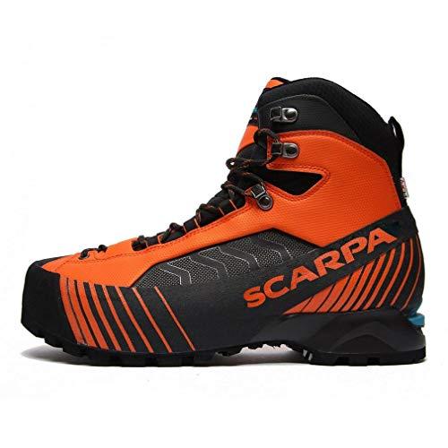 SCARPA Ribelle Lite HD, Scarponi da Montagna Uomo, Tonic Black, 43.5 EU
