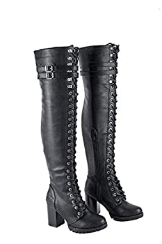 Best laced boot heels Reviews