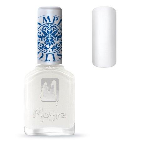 Moyra Moyra Esmalte Para Stamping Nº 07 - Blanco - 12 Ml - 12 ml