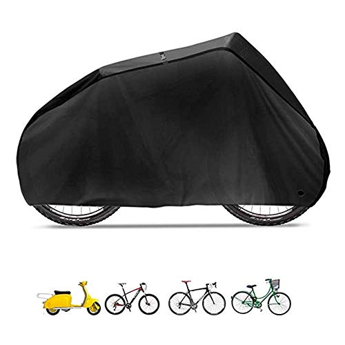 Funda para Bicicleta Cubierta 190T Impermeable A Prueba de Polvo Anti-UV Al...