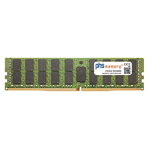 PHS-memory 32GB RAM módulo para HP ProLiant ML350 Gen10 (G10) DDR4 RDIMM 2666MHz PC4-2666V-R