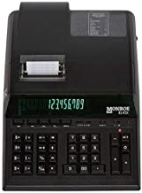 $150 » (1) Monroe 8145X 14-Digit Printing Calculator with Dual Memory Function and Extended Life Calculator Body (Certified Refurbished)