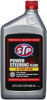STP Power Steering Fluid & Stop Leak (32 fl. oz.)