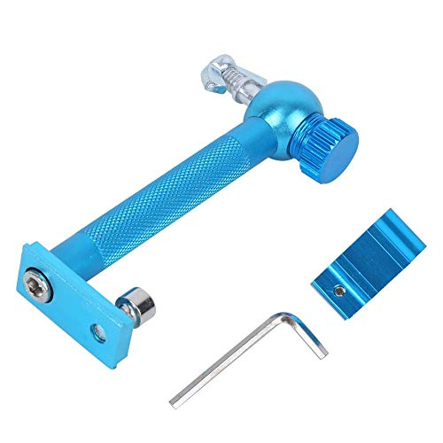Kee nso Box Angelstuhl Nachtlichthalterung Tragbare leichte Zubehörteile Tackle Blue Zangen & Werkzeuge Fischhalter