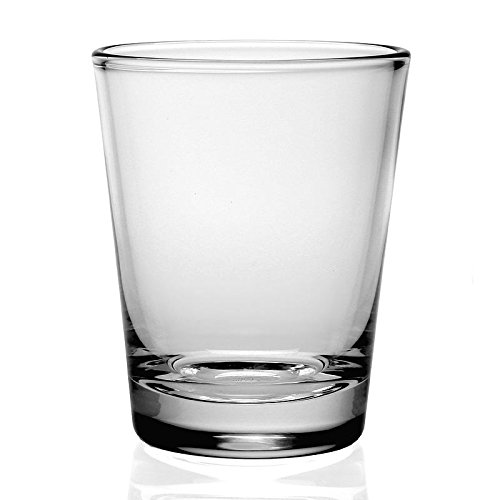 William Yeoward Crystal Maggie Tumbler DOF Double Old Fashioned Glass