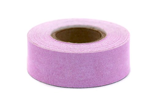 ChromaLabel 1 inch Color-Code Labeling Tape, 500 inch Roll, Violet