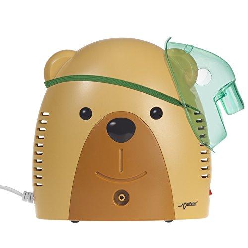 Promedix - Pr-811 - nebulizador compresor de aire, osito sonriente para niños ...