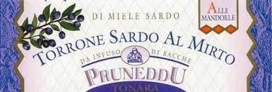 Torrone al liquore Mirto (150 g)