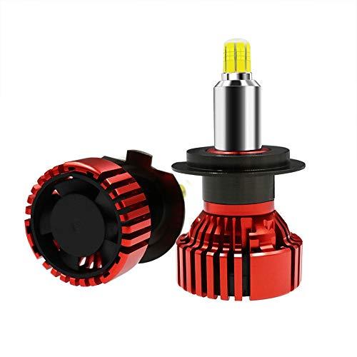J & J 72W LED 360 graden kit LED CREE 9500 LM 6500 K hoge kwaliteit NEW DESIGN H7