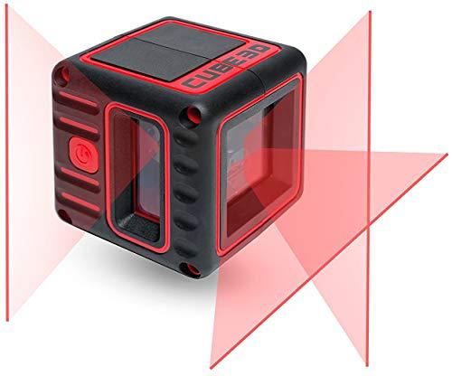 ADA Cube 3D Edición Básica - Nivel láser con modo autonivelante con líneas cruzadas,...