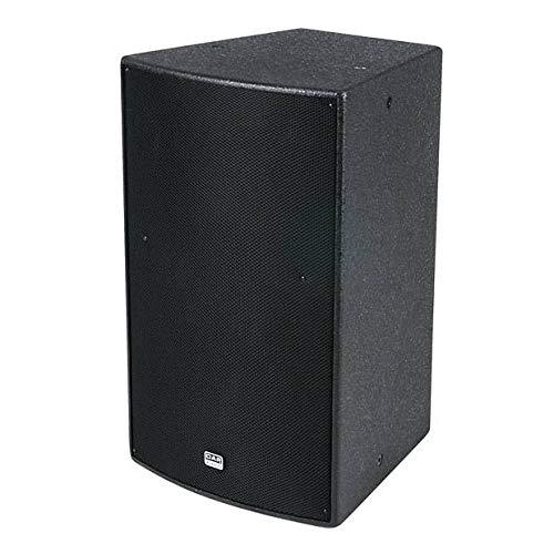 Audio X-drx-12Activer 150W schwarz Lautsprecher–Lautsprecher (XLR, kabelgebunden, 150W, 8Ohm, schwarz)
