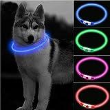 Easing LED Dog Collar,USB...