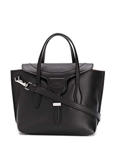 Tod's Luxury Fashion Damen XBWANXA8100N95B999 Schwarz Handtaschen |