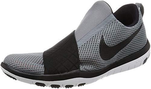 Nike Damen WMNS Free Connect Hallenschuhe, Grau (Cool Grey/Pure Platinum/White/Black), 40 EU