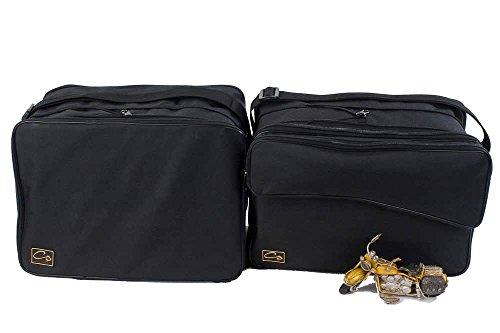 made4bikers: Bolsas interiores adecuado para de los modelos BMW R1200GS R1200 GS a 2013: Bolsas interiores para maletas laterales moto (Vario) - adicional fuera bolsa