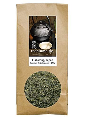 teeblume Gabalong, limitierte Frühlingsernte, Japan, 250g, 100% rein