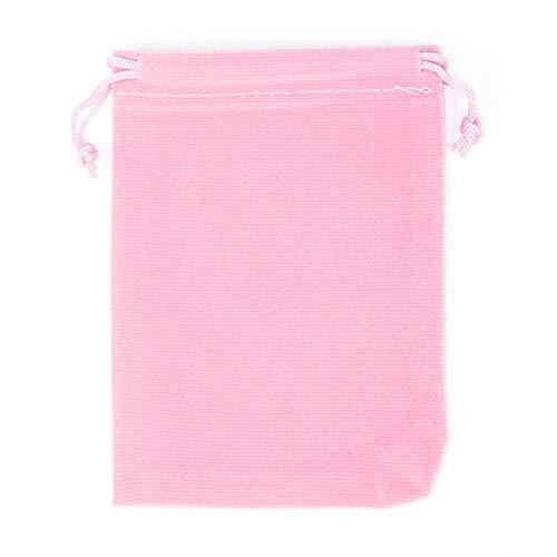 rosa ikea påsar