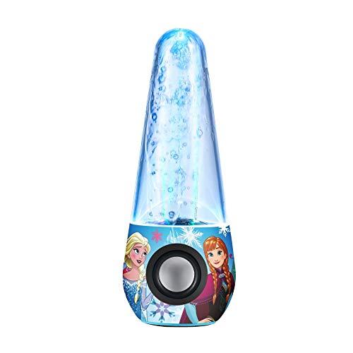 Buyer Disney Princess Frozen Water Dancing Single Bluetooth Speaker by Volcano