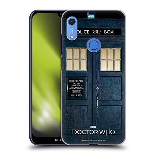 Head Case Designs sous Licence Officielle Doctor Who Tardis Saison 11 Art Clé Coque Dure pour l'arrière Compatible avec Huawei Y6 / Y6s (2019)