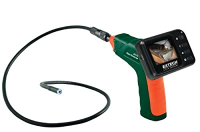 Extech Video Borescope Inspection Camera