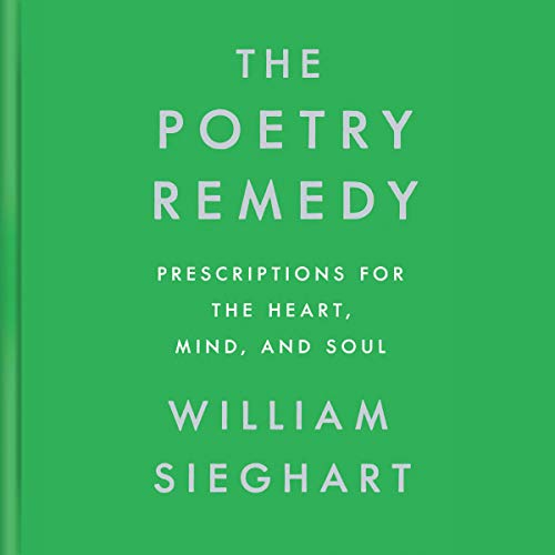 The Poetry Remedy audiobook cover art