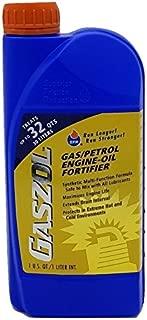 Gaszol Gas Engine Oil Fortifier 1 Quart Bottle