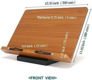 Wiztem Cookbook Book Stand (Bookstand/Bookstands/Holder/Music) (Jasmine)