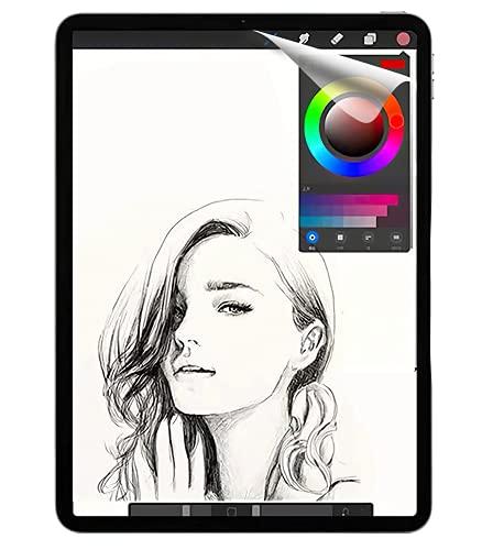 JPフィルター専門製造所 iPad Mini 6 (2021 第6世代) 紙のようなフィルム ペーパーのようなフィルム Mini 6用のフィルム 紙のような描き心地 反射低減 非光沢 ペン先磨耗防止 保護フィルム
