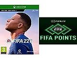 FIFA 22 [Xbox One] + FIFA 22 Ultimate Team 1050 FIFA Points | Xbox - Código de descarga Standard