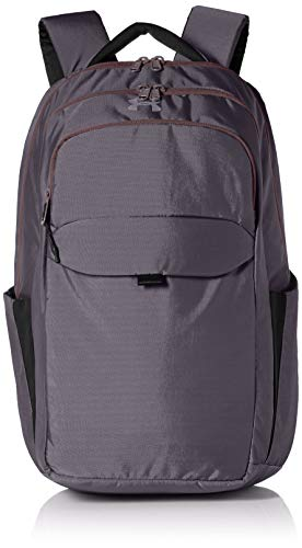 Under Armour Women's On Balance Backpack,Steel /Blue Infinity, One Size Fits All