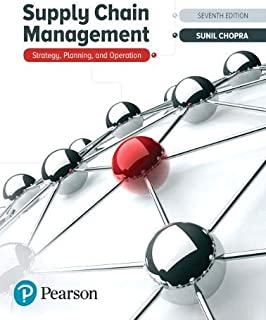 Supply Chain Management: Strategy, Planning, and Operation (What`s New in Operations Management)